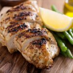 Grilled Lemon Chicken Featured
