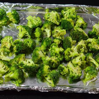 Broccoli in Pan