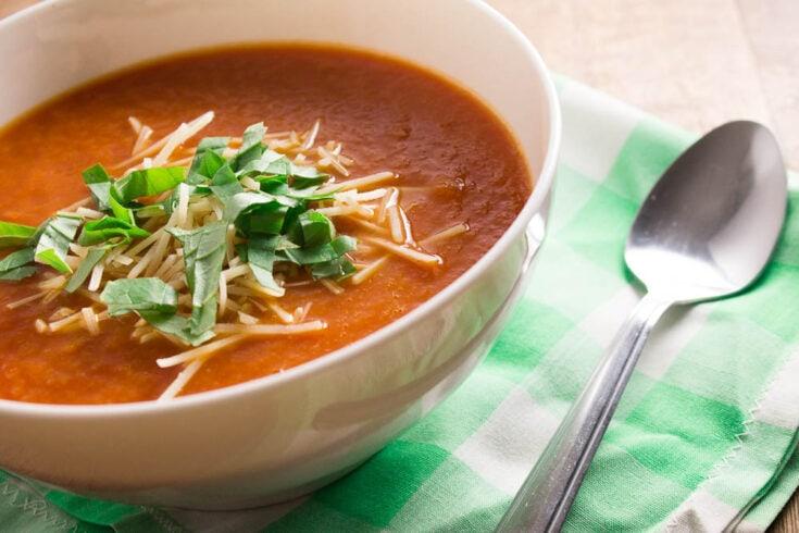 Crock-Pot Tomato Soup