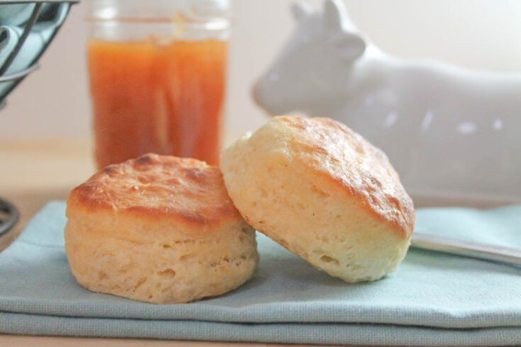 Fool-Proof Buttermilk Biscuits from Scratch