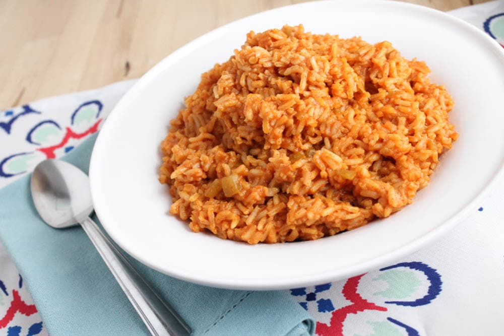 5ingredientspanishrice