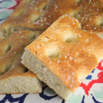 Easy Focaccia Bread Recipe