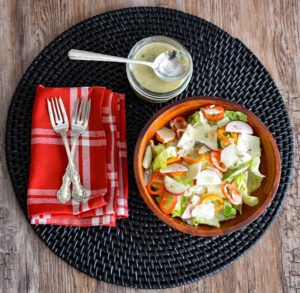 Better-Than-Olive-Garden Copycat Dressing just might be your new favorite Italian dressing.