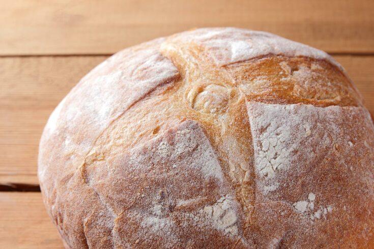 Rustic Spanish Bread