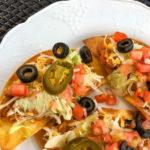 Bean Chorizo Tostadas 2