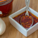 Homemade Roasted Chili Oil