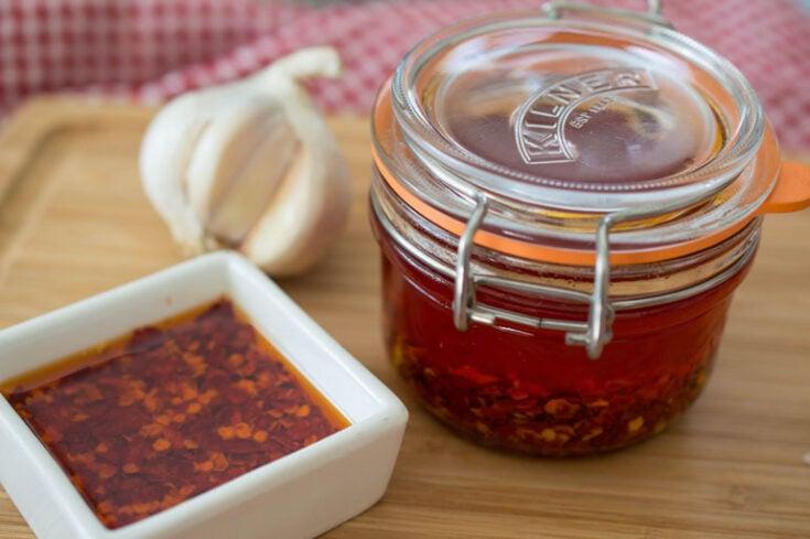Hot Chili Oil 9