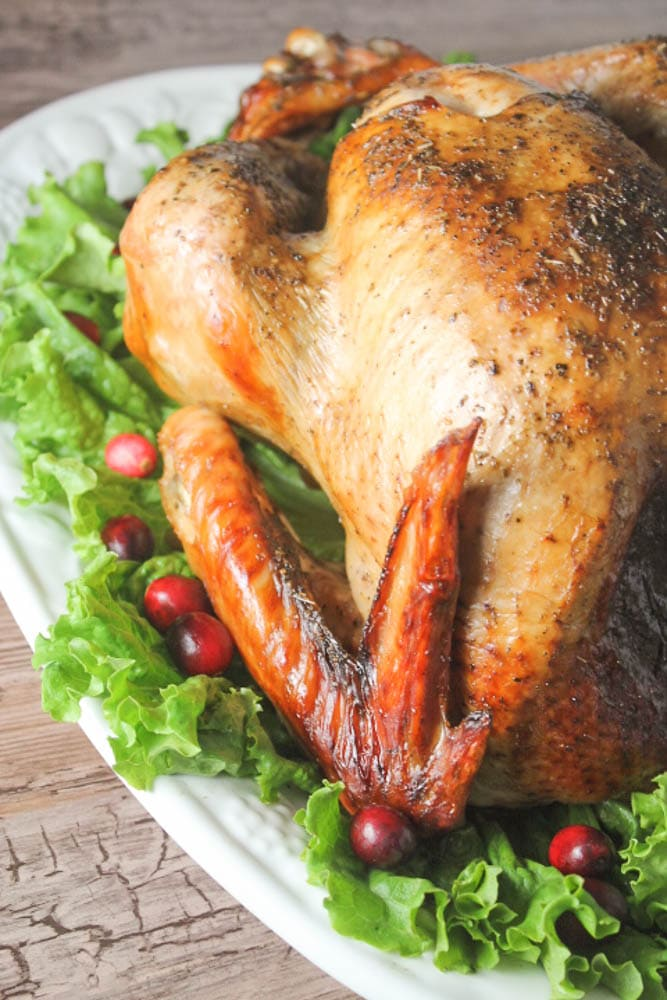How To: Cook a Turkey in a Turkey Roaster