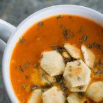 Instant Pot Tomato Soup 12