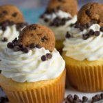 Easy chocolate chip cupcakes are full of chocolatey goodness, just like your favorite cookie!