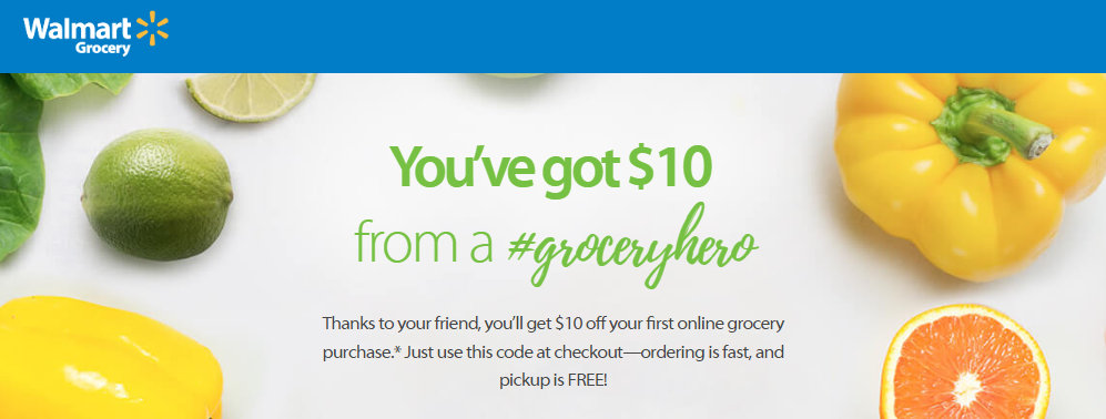 Walmart Grocery Pickup Review FoodLovecom - Invoices free online walmart online shopping store pickup