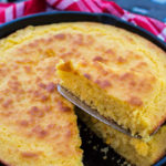 Best Ever Cast Iron Skillet Cornbread