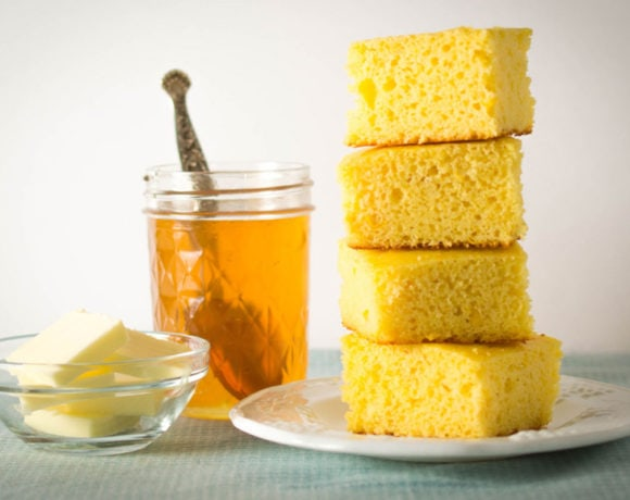 Make Your Own Cornbread Mix