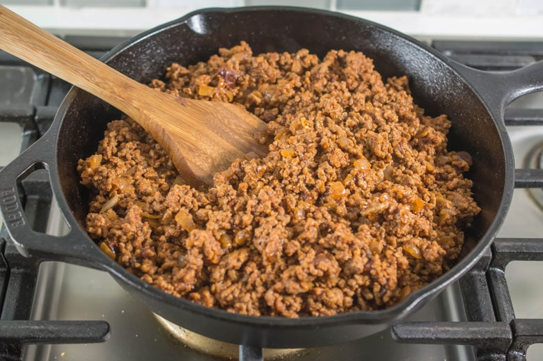 Ground Beef Tacos from Scratch