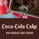 Coca Cola Cake Pinterest