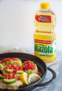 California chicken with Monterey Jack cheese, avocado and diced tomato