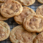 cinnamon chip snickerdoodles