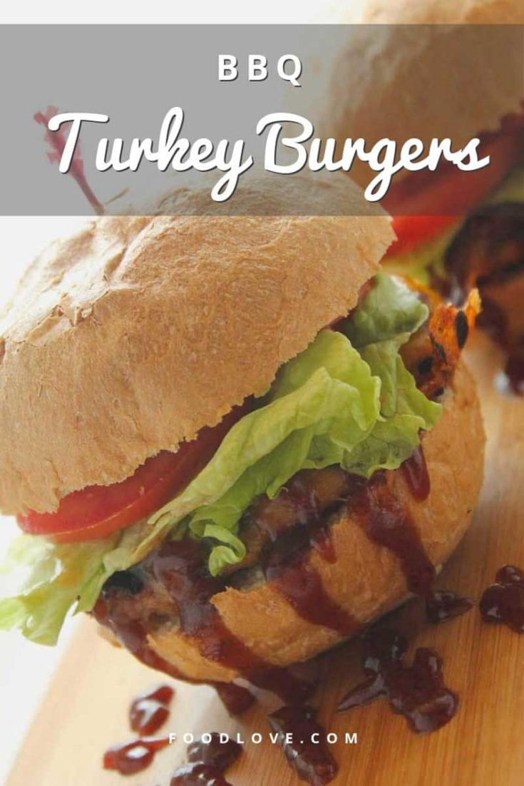 These quick and easy turkey burgers are juicy, delicious, and low in calories; a perfect weeknight dinner. #turkeyburgers #dinnerrecipes #dinnerideas #burgers #easyrecipe #easydinner #familyrecipe #foodlove