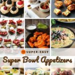 Easy Super Bowl Appetizers Pinterest