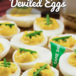 Football Deviled Eggs Pinterest