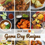 Game Day Recipes Pinterest