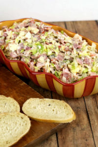 Italian Hoagie Dip via It's a Keeper