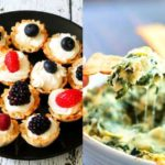 easy Super Bowl or Game Day appetizer recipes