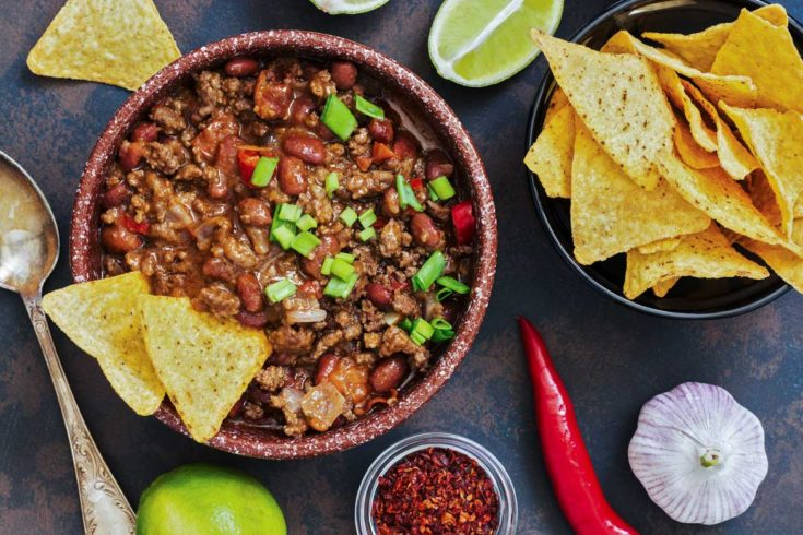 Mom's Best Turkey Chili