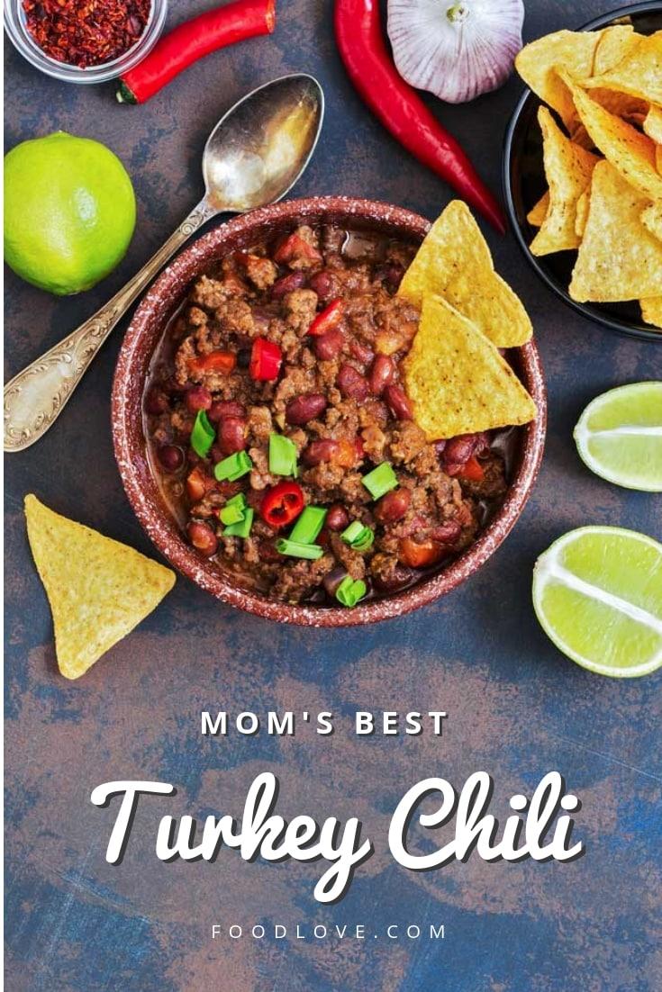 Mom's Best Turkey Chili