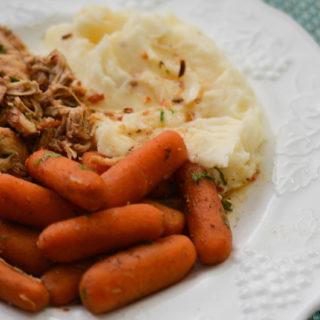 Balsamic Crock Pot Chicken 5 1