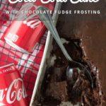 Coca Cola Cake Pinterest 2