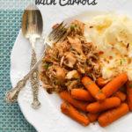 Crock Pot Honey Balsamic Chicken Pinterest