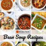 Healthy Bean Soup Recipes Pinterest