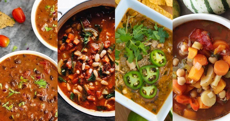 13 Healthy Bean Soups
