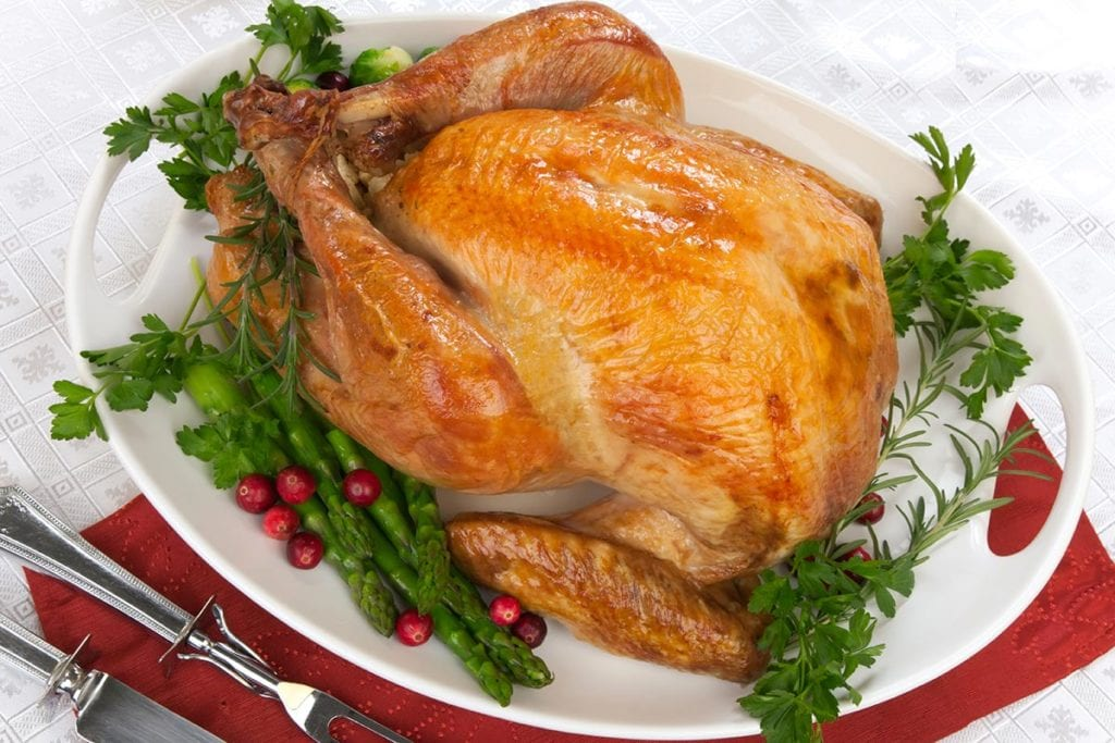 Cook a Turkey in a Turkey Roaster