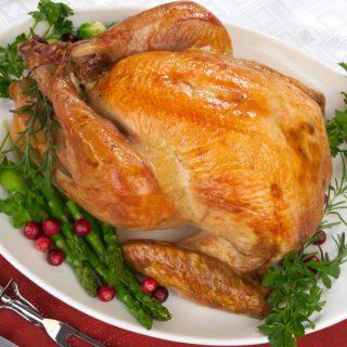 Cook a Turkey in a Turkey Roaster