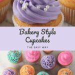 Bakery Style Cupcakes Pinterest 2