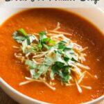 Crock Pot Tomato Soup Pinterest 2
