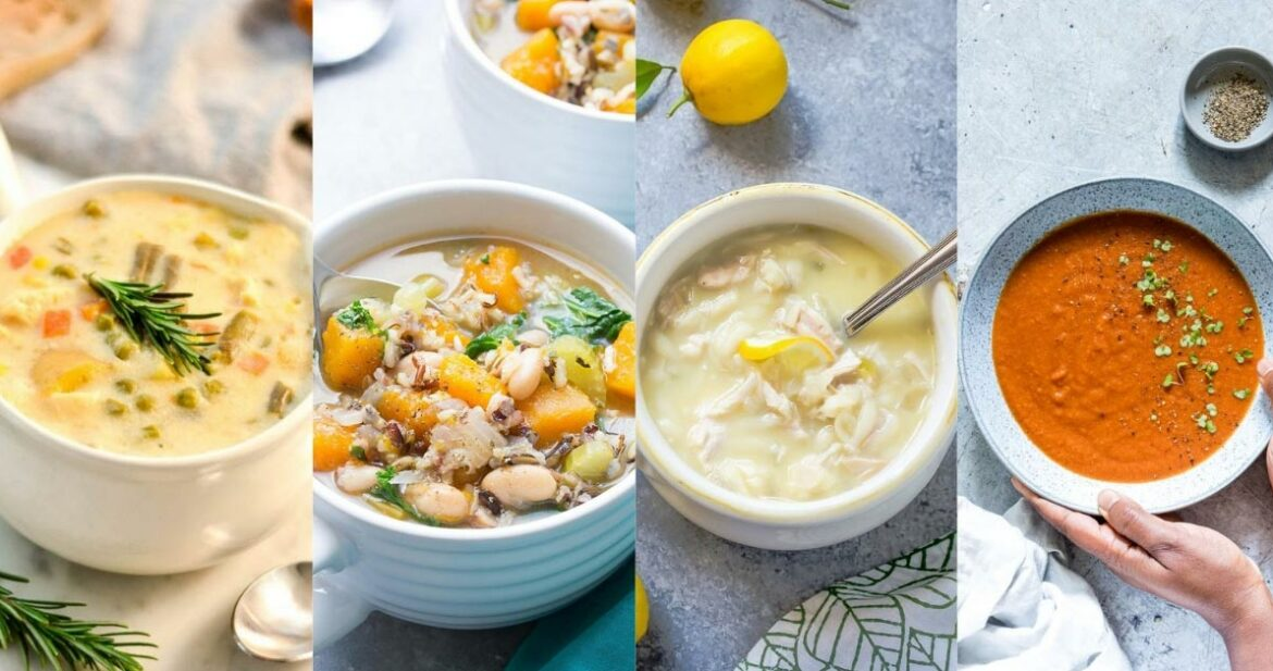 15 Healthy Crock-Pot Soups for Busy Weeknights