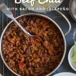 Beef Chili Pinterest 2
