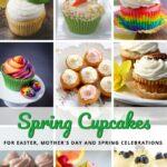 Spring Cupcakes Pinterest