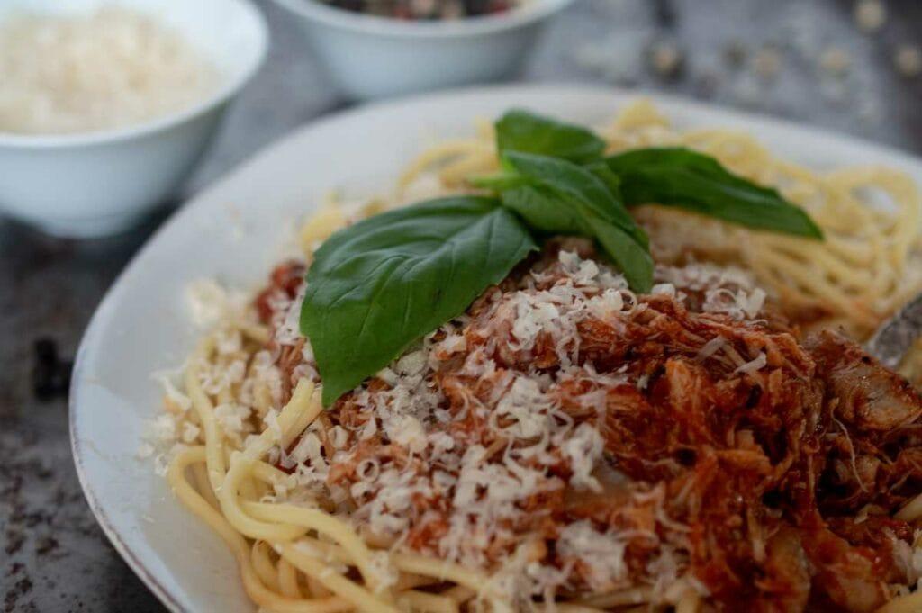 Crock-Pot Italian Chicken