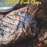 Greek Grilled Pork Chops Pinterest 2