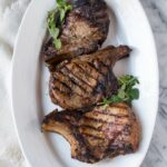 Greek Grilled Pork Chops Pinterest 4