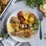 Greek Lemon Chicken Featured 3
