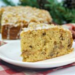 maple walnut coffee cake