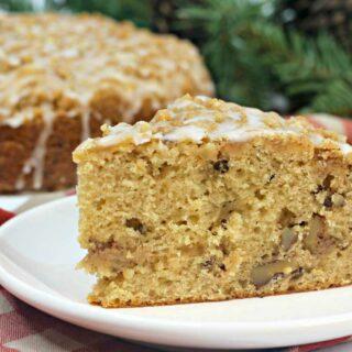 Maple Walnut Coffee Cake Featured 2