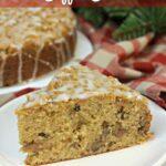 Maple Walnut Coffee Cake Pinterest