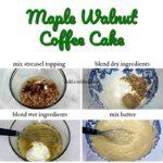 Maple Walnut Coffee Cake Pinterest 4