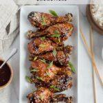 Korean BBQ Chicken Pinterest 3 Corrected